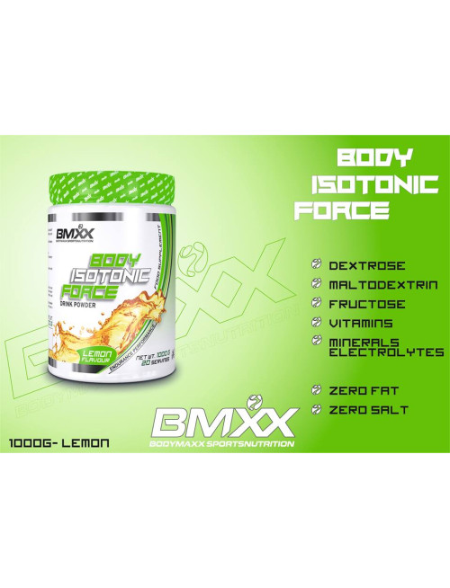 BMXX BODY ISOTONIC FORCE (1000g)