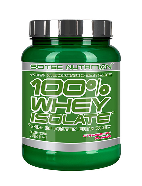 100% Whey Isolate (700g)