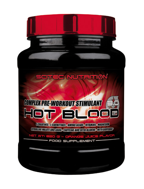 Hot Blood 3.0 820g